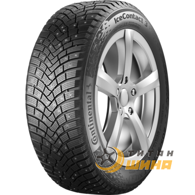 Купить Continental IceContact 3 255/50 R20 109T XL (под шип)
