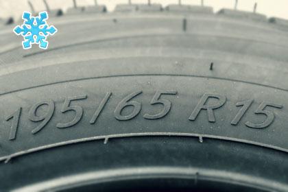 резина для зимы 195/65 R15