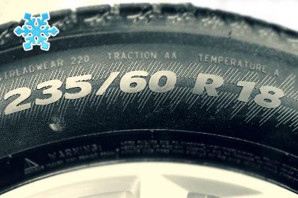 зимняя авторезина 235/60 R18