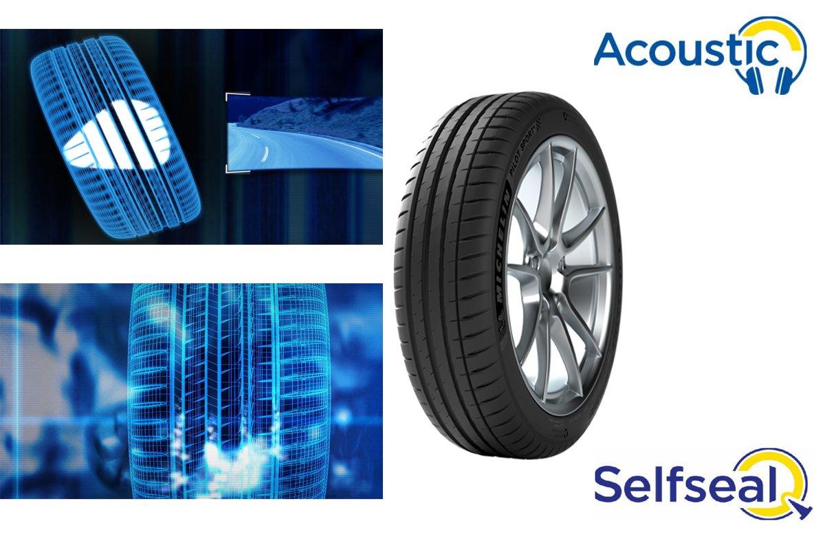 Картинки по запиту Michelin Pilot Sport 4 опис